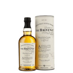 Balvenie Old Peated Cask 17 Year Old