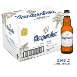 Hoegaarden Original - 24 pack