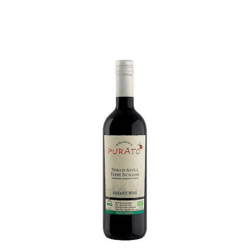 Purato Nero d'avola (Vegan Friendly)