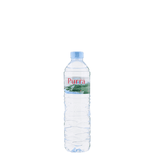 Purra Natural Mineral Water 600ml